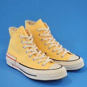 Converse Chuck 70 Hi Citron Pulse Women's Sneakers